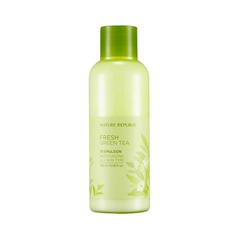 [Nature Republic] Fresh Greentea 70 Emulsion