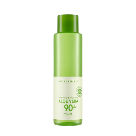 [Nature Republic] Soothing & Moisture Aloe Vera 90% Toner