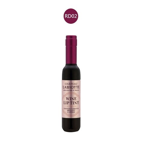 [LABIOTTE] CHATEAU LABIOTTE WINE LIP TINT RD02 Nebbiolo Red 7g
