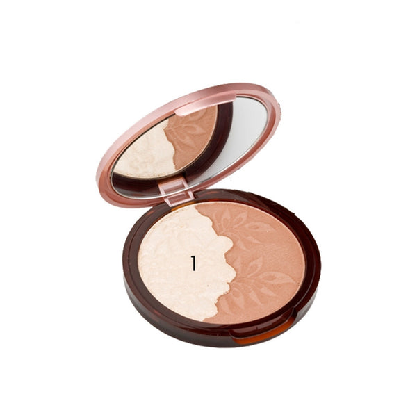 [Etude house] Face Designing V-Line Slim Maker #1 Sun Gold / Wood Brown