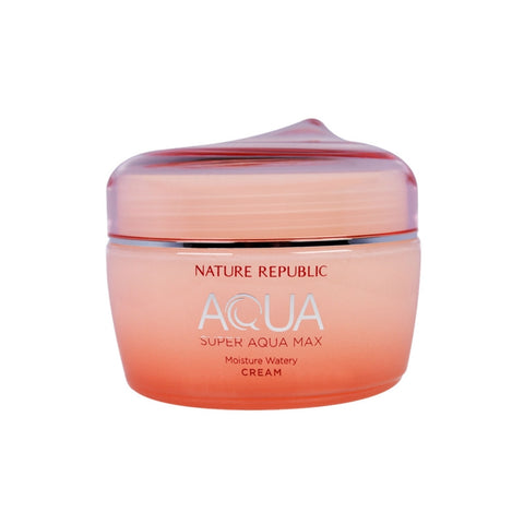 [Nature Republic] Super Aqua Moisture Watery Cream (dry skin)