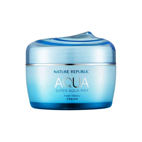 [Nature Republic] Super Aqua Max Fresh Watery Cream (oily skin)