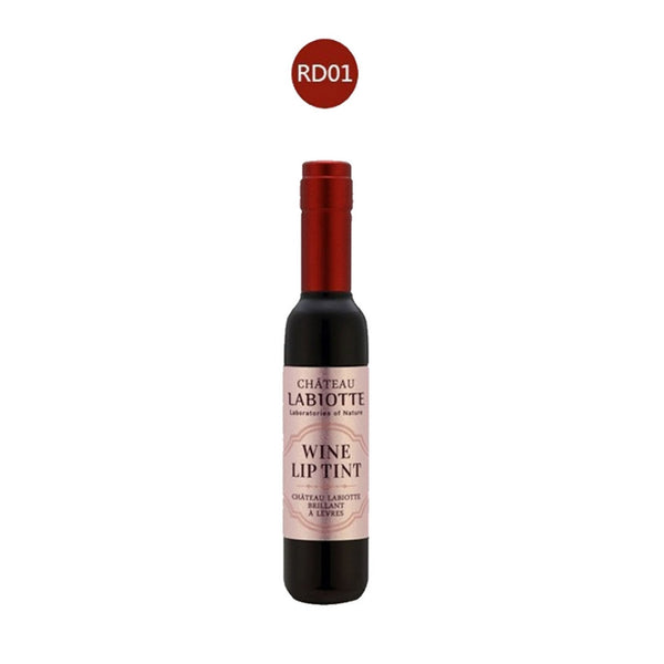 [LABIOTTE] CHATEAU LABIOTTE WINE LIP TINT RD01 Shiraz Red 7g