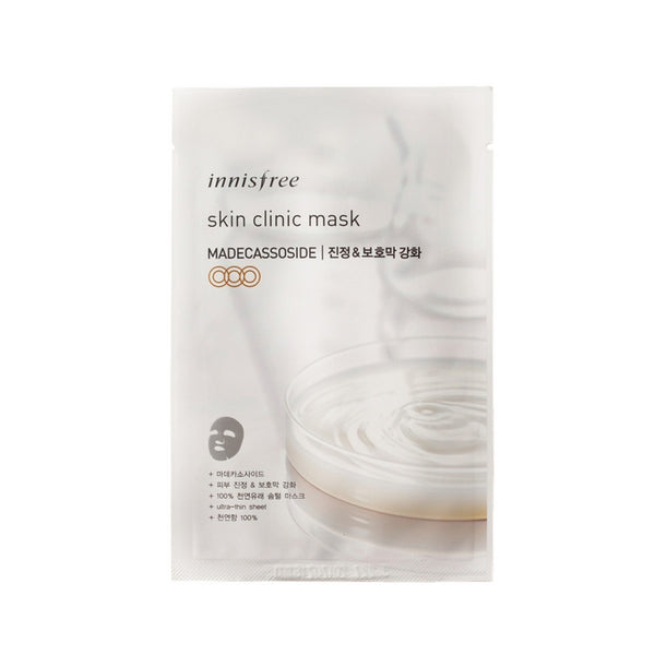 [Innisfree] Skin clinic mask - madecassoside 20ml