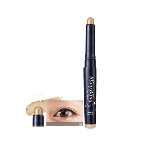 [Etude House] Bling Bling Eye stick #09 Golden Tail Star