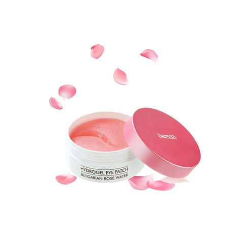 [Heimish] Hydrogel eye patch bulgarian Rose Water