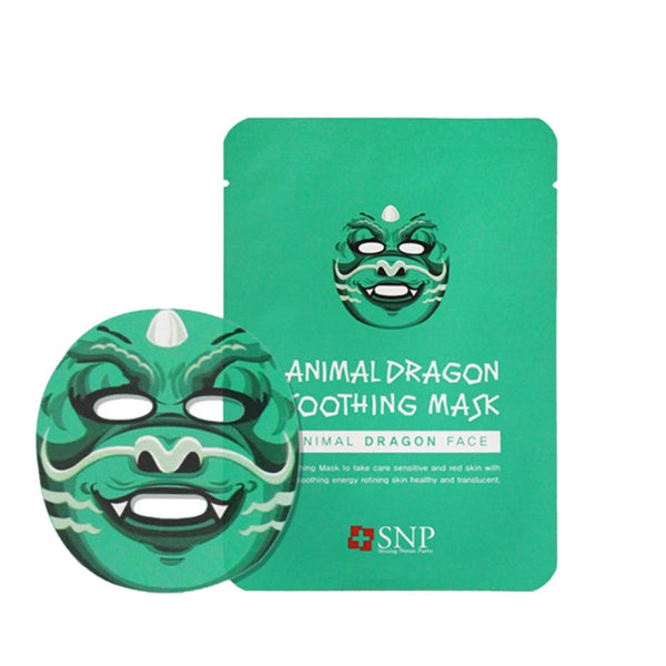 [SNP] Animal dragon wrinkle mask 25ml