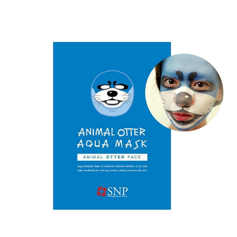 [SNP] Animal otter aqua mask 25ml