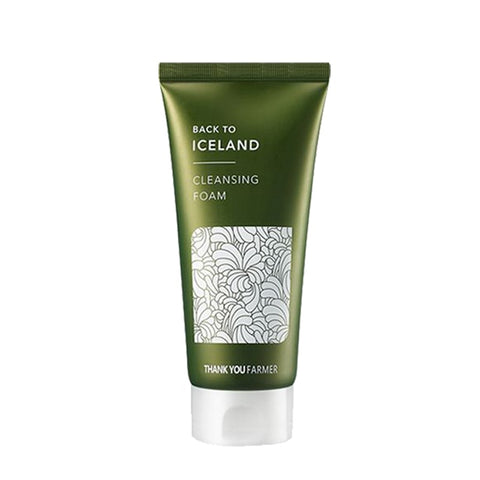 [Thank You Farmer] Back to iceland cleansing foam