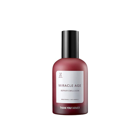 [Thank You Farmer] Miracle age repair emulsion