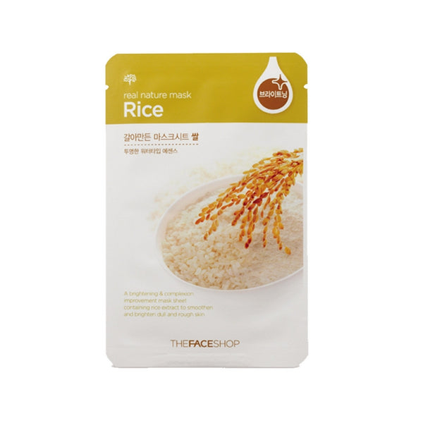 [The face shop] Natural Mask Rice 20ml