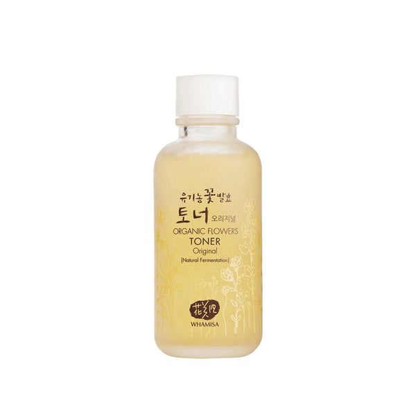 WHAMISA ORGANIC FLOWERS Toner Original 120ml