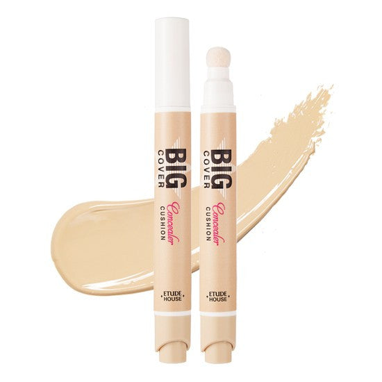 [Etude House] Big Cover Cushion Concealer #Sand