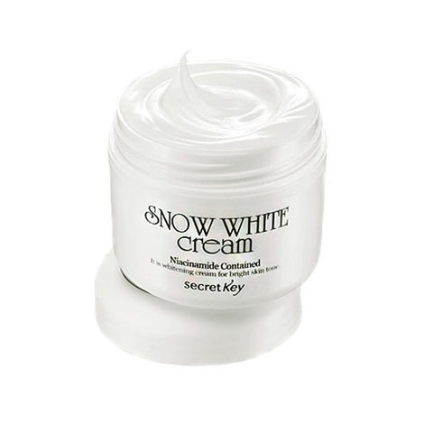 [Secret Key] Snow White Cream 50g