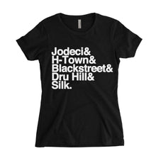 Women's '90s R&B Groups T-Shirt