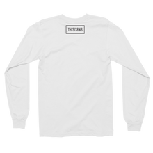 "Men's ""TRAP SOUL"" Long Sleeve T-Shirt"