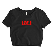 Women's RnBAE Crop Top T-Shirt (Multi Colors)