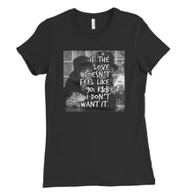 "Women's ""90s R&B Love"" T-Shirt"
