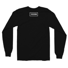 "Men's ""Classic Vibe"" Long Sleeve T-Shirt"
