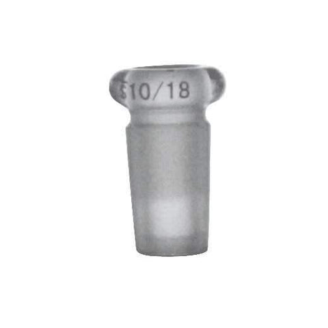Glass Bushing Adapter With Inner Female Joint And Outer Male Joint