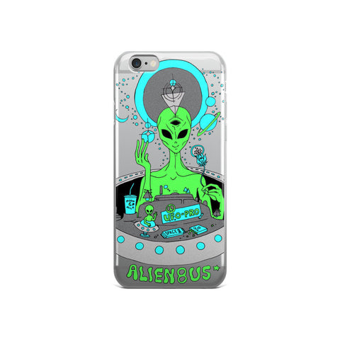 UFO PRO by MOONMILK iPhone 5/5s/Se, 6/6s, 6/6s Plus Case