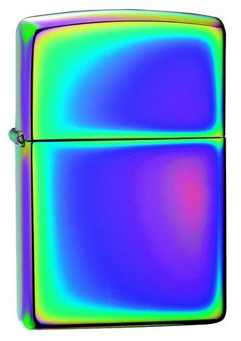 Neo-Chrome Rainbow Zippo Lighter