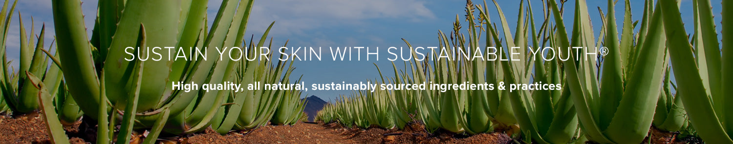 Sustain Your Skin with Sustainable Youth®