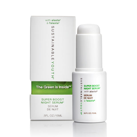 Sustainable Youth® Super Boost Night Serum®