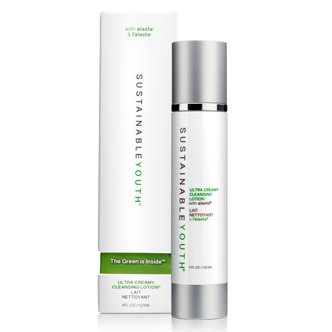 Sustainable Youth® Ultra Creamy Cleansing Lotion®