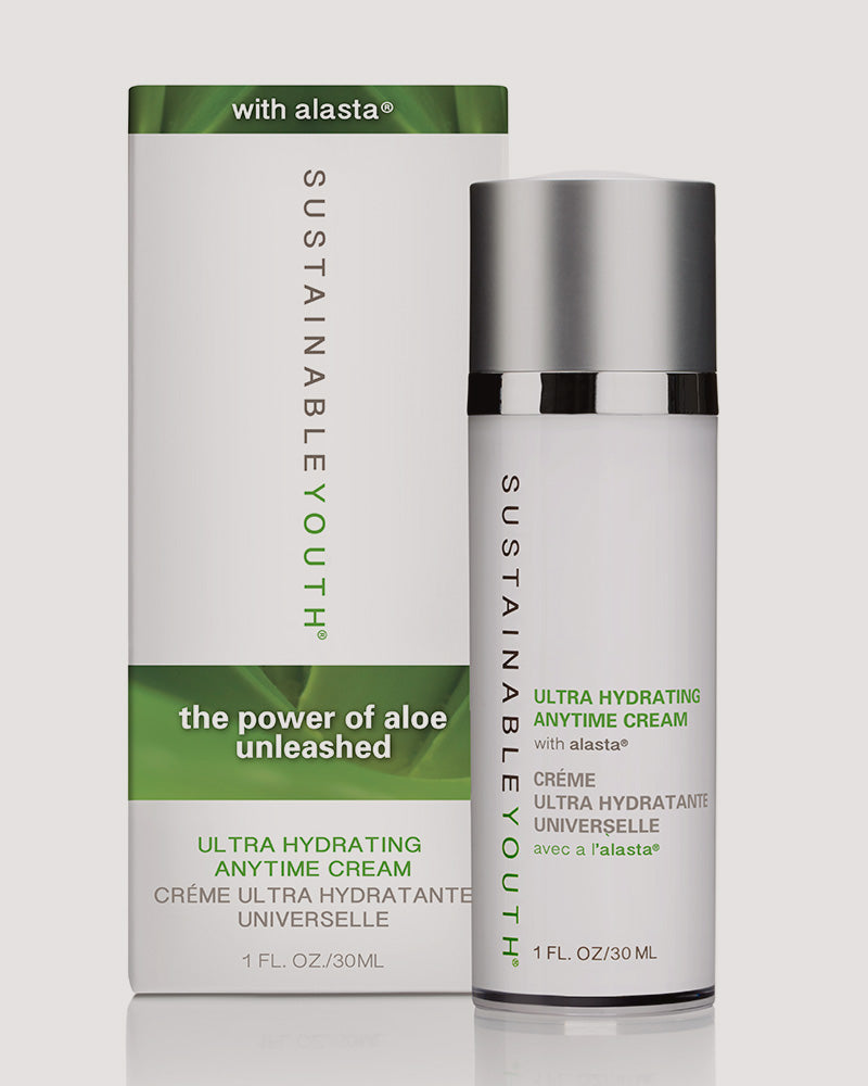 NEW! Product Spotlight: Ultra Hydrating Anytime Cream