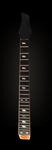 PRS electric guitar neck