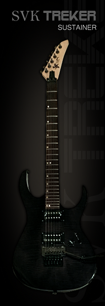 SVK Treker Electric Guitar