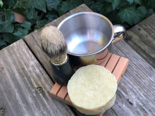 Smooth Shave Soap & Cup with Brush