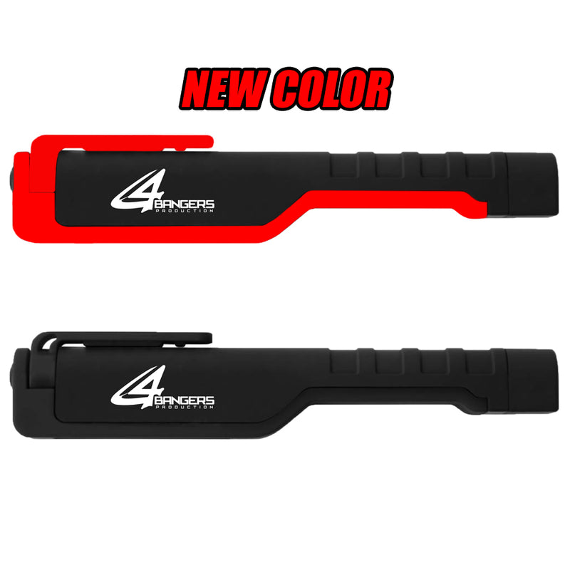 4BP LED Flashlight