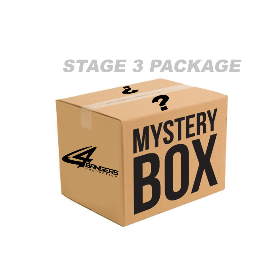 4BP Mystery Box - Stage 3 Package