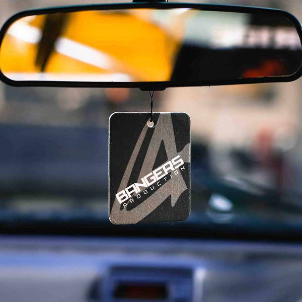 Original 4BP Air Freshener - Black Ice