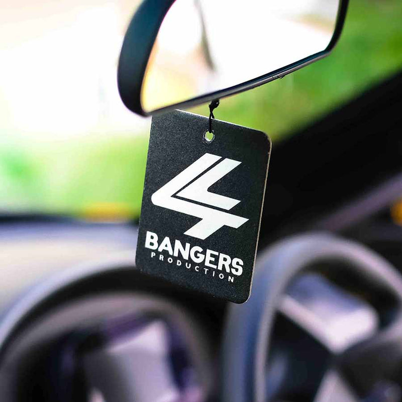 4Bangers Racing Air Freshener - CK Splash
