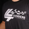 4Bangers Racing T-Shirt - Black