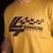 4Bangers Racing T-Shirt - Gold