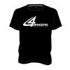 4BP Logo T-Shirt - Black