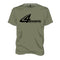 4BP Logo T-Shirt - Military Green