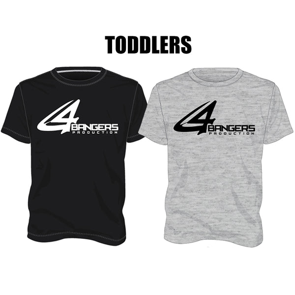 4BP Logo T-Shirt (Toddlers)