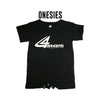 4BP Baby Onesies - Black