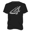 Art of Racing T-Shirt - Black