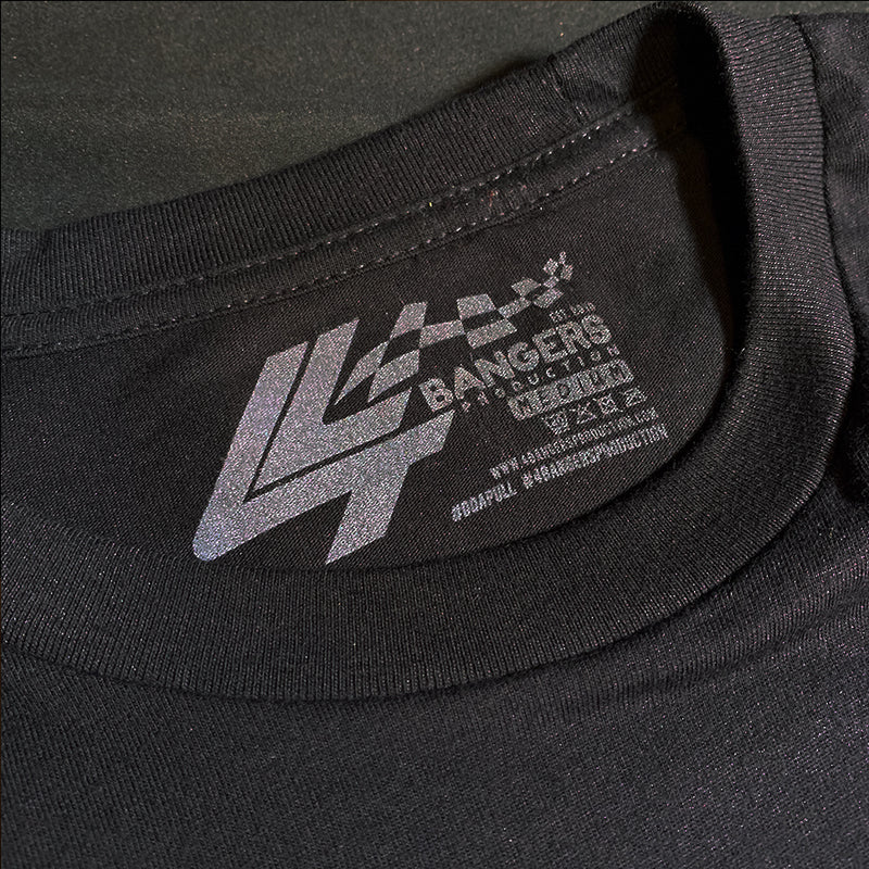 PURE RACING Worldwide V2 T-Shirt - Black