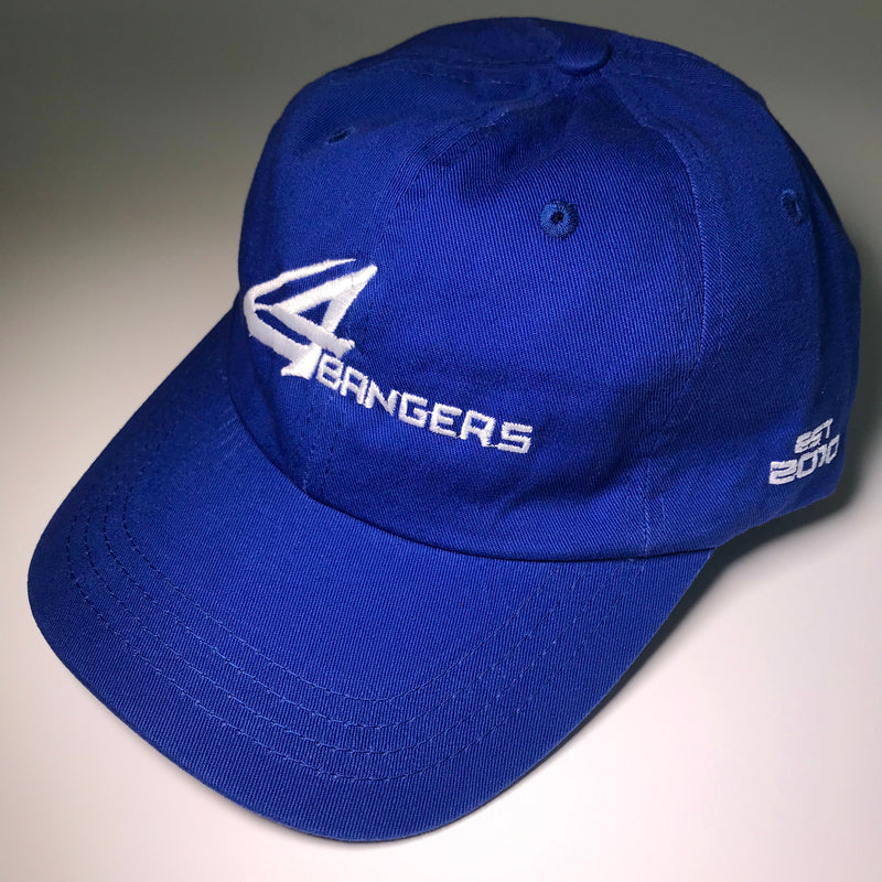 4BP Hat - Blue