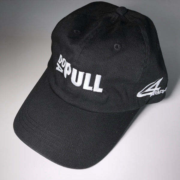 DO A PULL Hat - Black