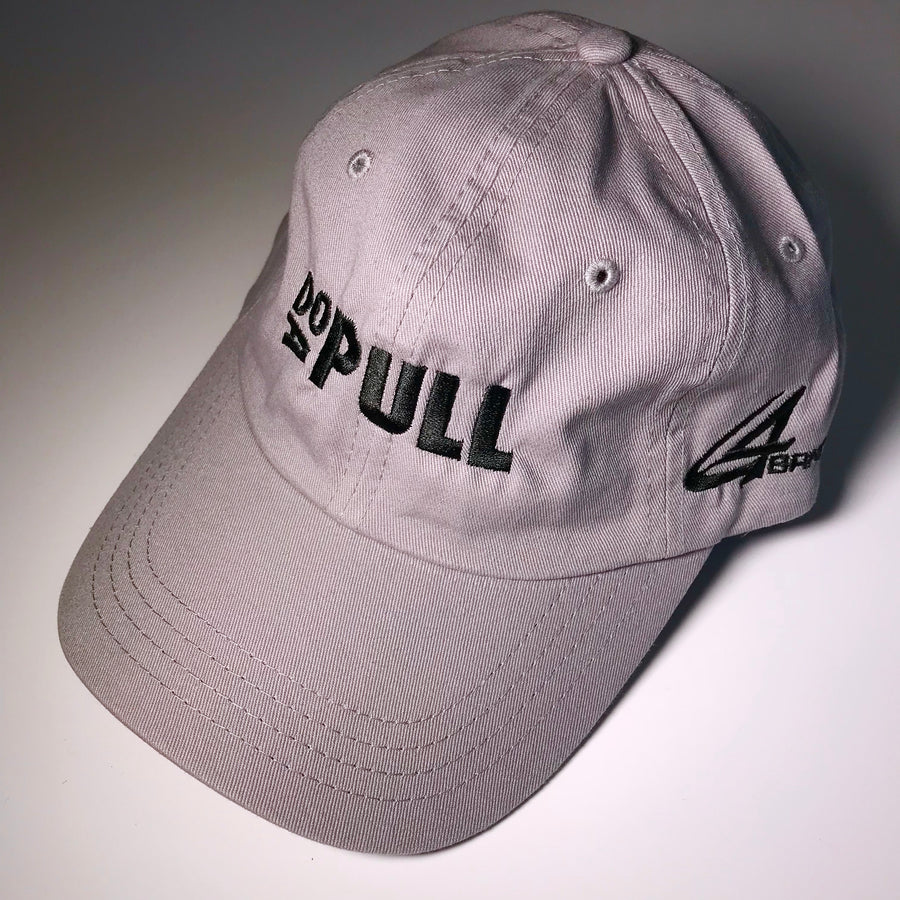 DO A PULL Hat - Grey