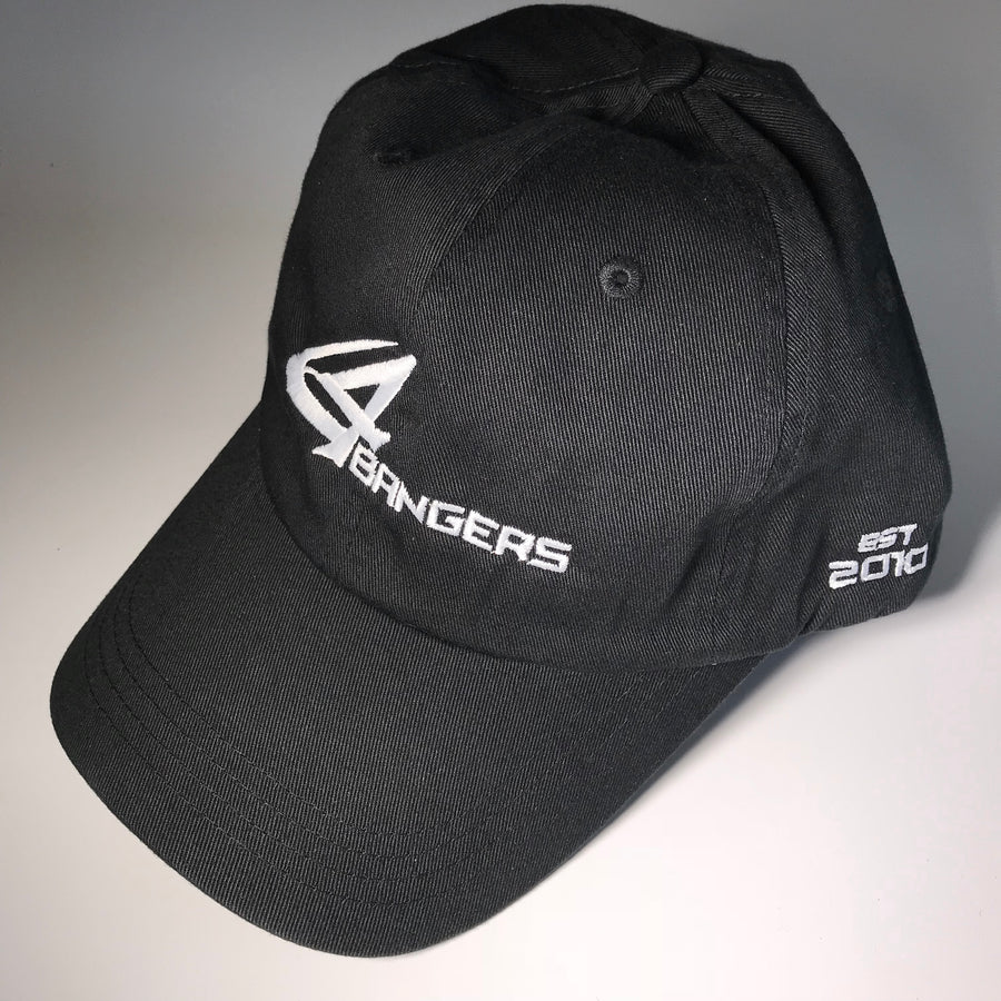4BP Hat - Black
