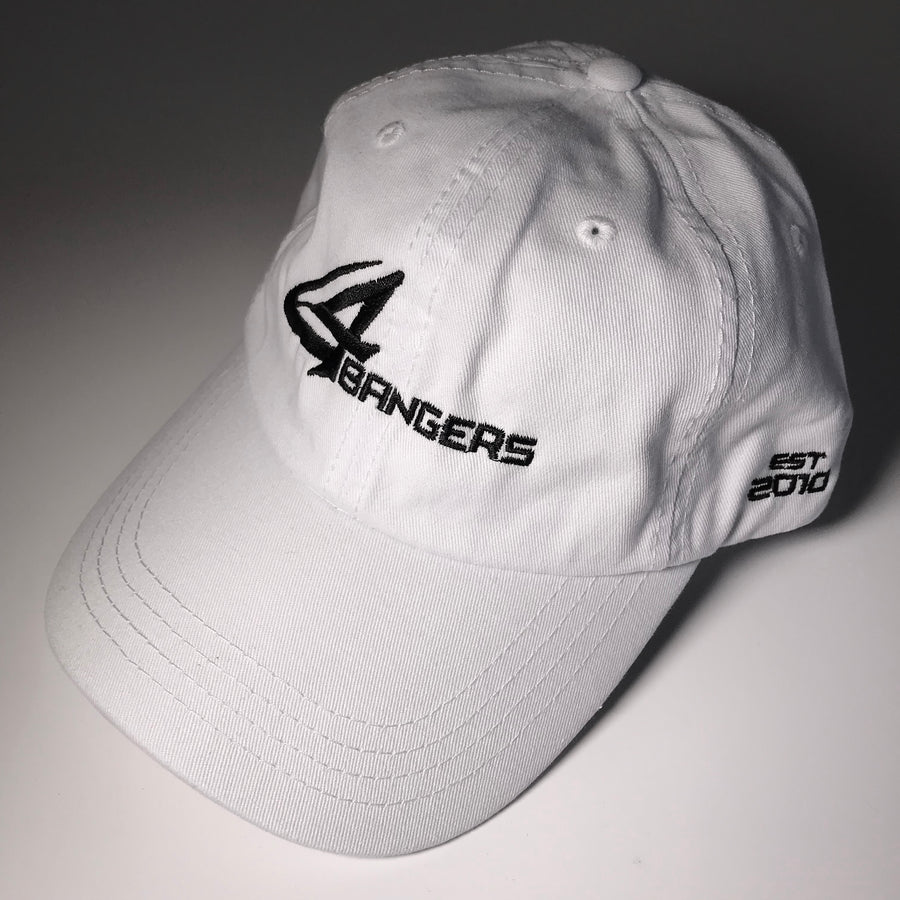 4BP Hat - White